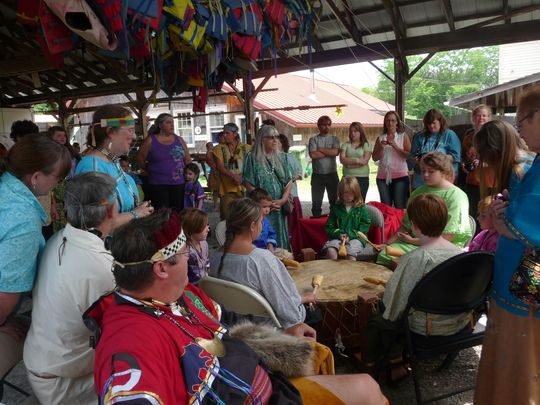 abenaki heritage weekend drumming lcmm