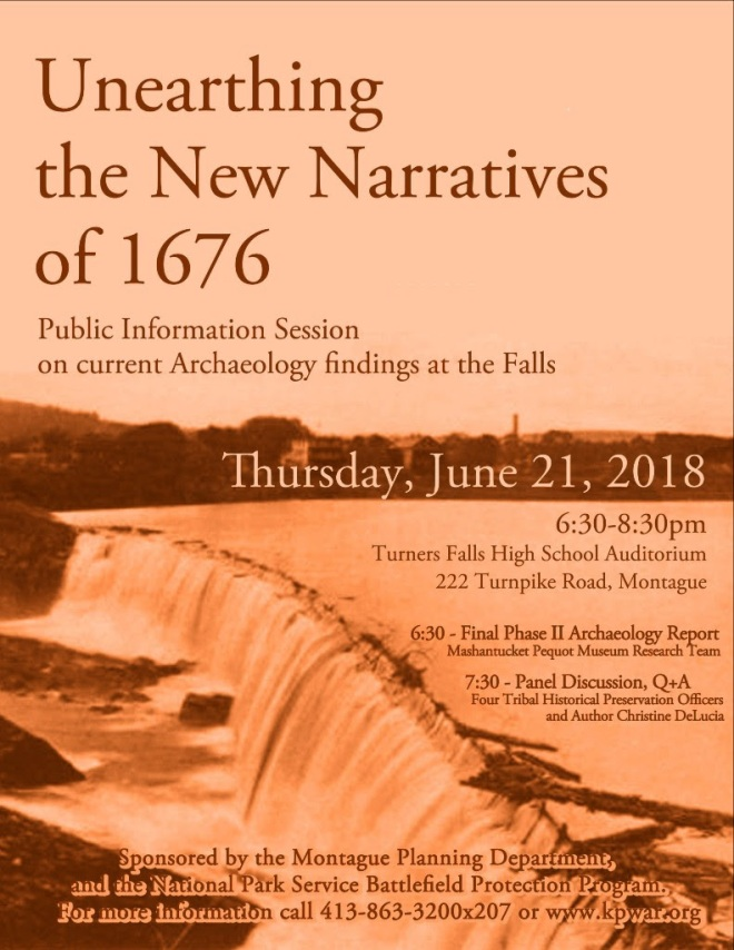 unearthing the new narratives of 1676